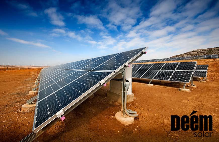 من فوائد الطاقة الشمسية إصحاح البيئة والتوقير